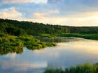 Ugra National Park, the Kaluga region