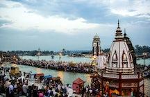 River Ganges, Haridwar