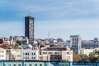 Beogradjanka building of Belgrade