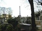 The Passy Cemetery, Paris