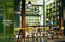 Enoteca wine bar & shop