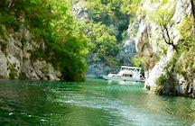 Cruising Drina River