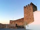 Campo Maior's castle