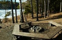 Bylslätts campfire