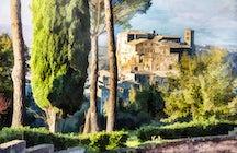 Visit the Orsini Castle