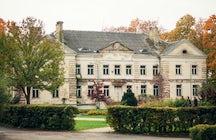 Antazavė neoclassical manor