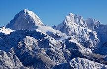 Mangart Mountain