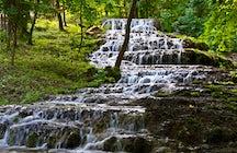 Fátyol-waterfall, Szilvásvárad