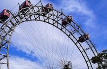 Riesenrad tivoli Vienna
