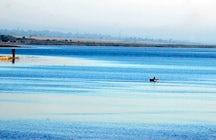 The reservoir of Taraclia