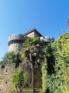 Castle of Granadilla, Granadilla