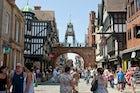 Roman Highstreet of Chester
