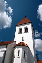 Tunø Kirke (Church tower)