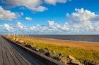 Hjerting beach Denmark