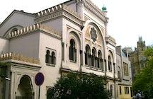 Spanish Synagogue, Prague