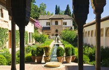Alhambra and its Generalife gardens
