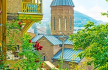 The Lower Bethlehem Church, Tbilisi
