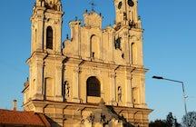 Church of Ascension in Vilnius