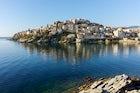 Kavala's port