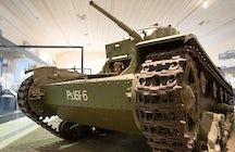 Sotamuseo - Krigsmuseet - Military Museum