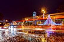 Saint Station - Independant Christmas market