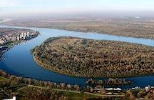 Great War Island of Belgrade