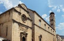 St. Saviour Church in Dubrovnik