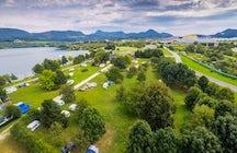 Camping Jezero Velenje, Slovenia