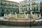 Fontana Pretoria, Palermo, Italy