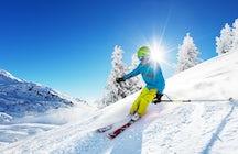 Kaimaktsalan ski resort