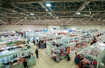 LADYA, the annual exhibition of national crafts of Russia