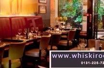Whiski Rooms - award winning restaurant, bar & whisky shop