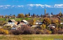 Ivanovka village Ismayilli