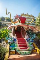 Wat Ban Tham, Kanchanaburi, Thailand