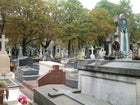 The Batignolles Cemetery, Paris