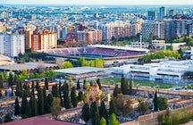 Attend a Barcelona football match at Camp Nou