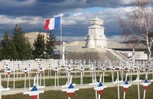 French Military Cemetery Bitola