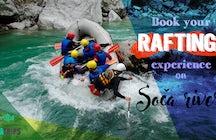 Soča trips – rafting, canyoning, Slovenia