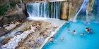 Polichnitos Natural springs in Lesvos
