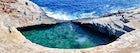 Thassos' Lagoon
