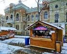 Christmas Fair, Chisinau