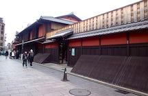 Ichiriki Teahouse, Kyoto