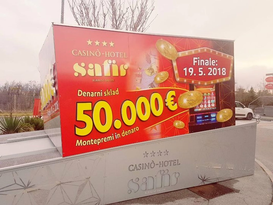 Igralni Salon Gold Club Casino Lipica