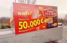 Safir, Hotel & Casino-igralni salon