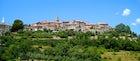 Buje town, Istria