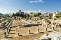 The cemetery Karamikos