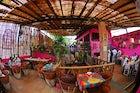 Restaurante Los Colorines, Tepoztlan, Morelos