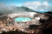 Poás Volcano National Park, Costa Rica