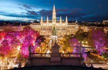 Vienna Christmas Dream at the Cityhall Square