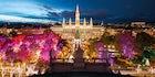 Vienna Christmas Dream at the Cityhall Square